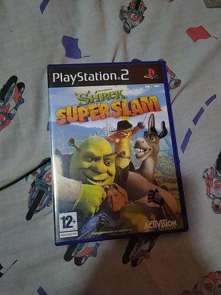 Shrek Superslam PS2
