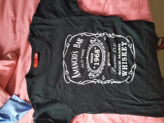 Camiseta tipo Jack and Daniels