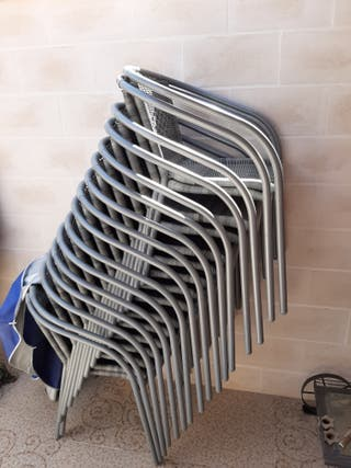 sillas de imitacion a rattan