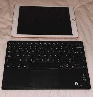 ipad + teclado