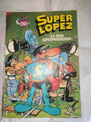cómics superlopez