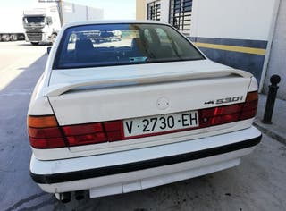 Despiece BMW e34 530i V8 manual
