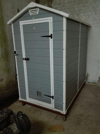 cabina de chorro de arena casera