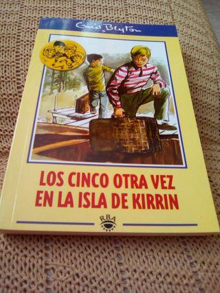 Los cinco en la isla de Kirrin NUEVO