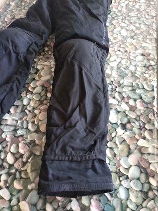 pantalones moto dainese cordura gore tex