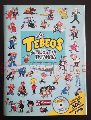 Los tebeos de nuestra infancia (1964-1986)