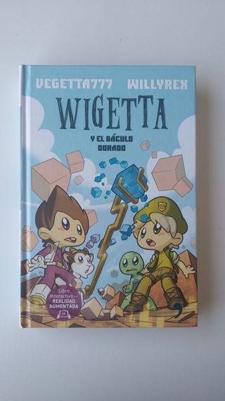 Libro Wigetta.