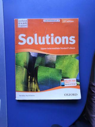Libro Inglés 3 ESO - Solutions