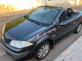 Renault Megane Cabrio 2009