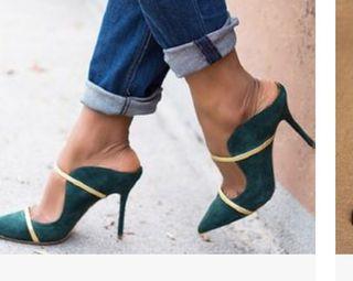 Vendo Zapatos tacón