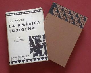 La America Indigena - 1936