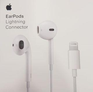 EarPods con conector Lightning para Apple