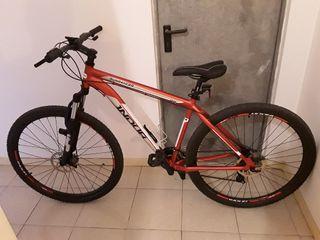 bicicleta indur 29''