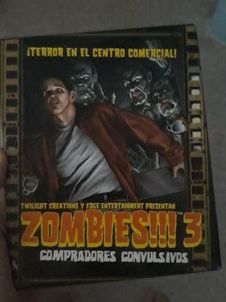 juego de mesa expansion zombies 3