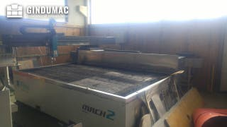 Máquina de corte por chorro de agua Flow Mach2-312