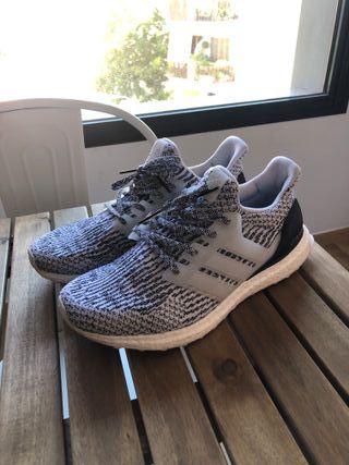 Zapatillas Adidas UltraBoost Zebra / Oreo