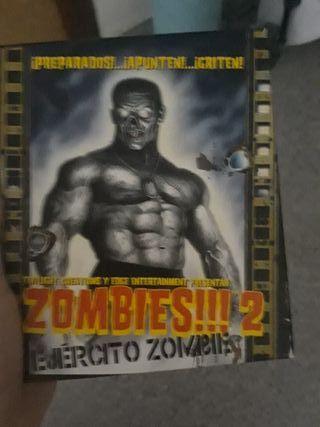 juego de mesa expansion zombies 2