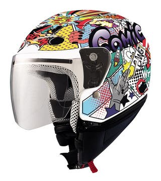 CASCO SHIRO-20 COMIC II