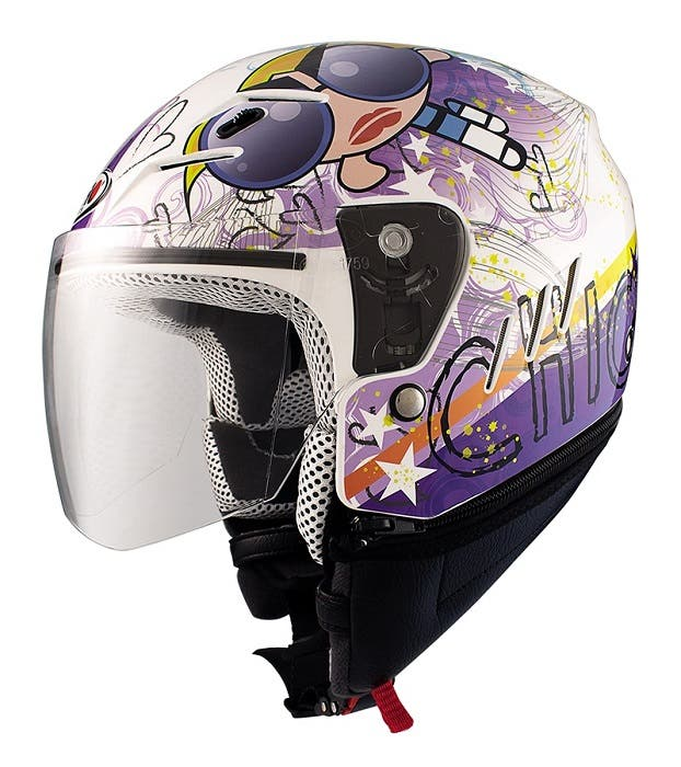 CASCO SHIRO-20 TRES CHIC II