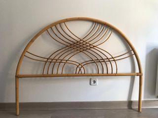 Cabecero bambu 135cm