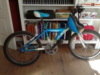 Bicicleta Feet-Rider