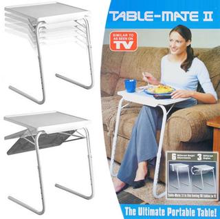 Table mate II mesa plegable bandeja