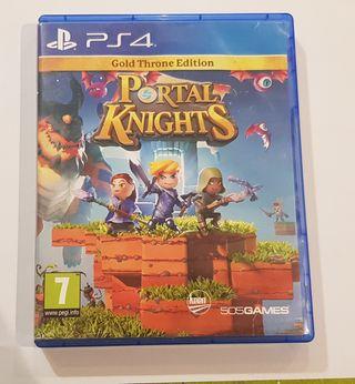 Videojuego Ps4 Portal Knights