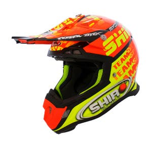 CASCO SHIRO MX-917 MXoN