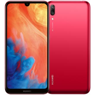 "HUAWEI Y7 2019 6.26"" HD+ OC1.8GHz 32GB 3GB Rojo Co"