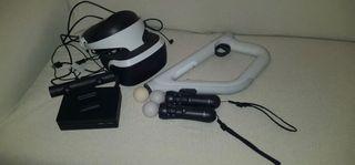 Ps4 VR (pack playstation VR) v2