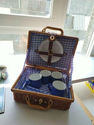 Set de picnic para jugar