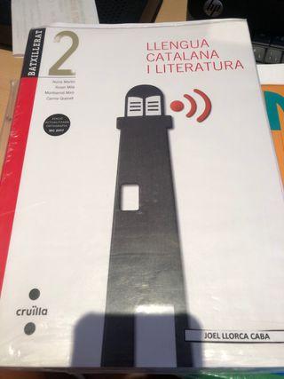 Libro catalan 2 bachillerato
