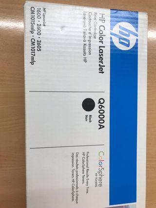 HP Color Laserjet Q6000A NEGRO