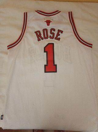Camiseta de los Chicago Bulls