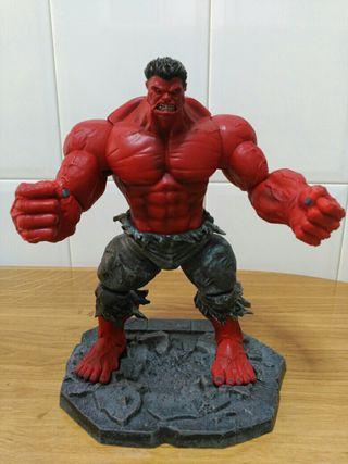 Figura de Hulk rojo (general Ross) Marvel select
