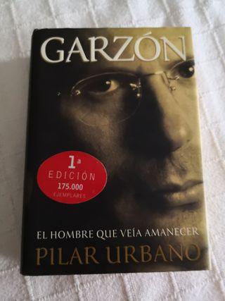 libro sobre Baltasar Garzón