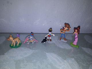figuras pvc Disney