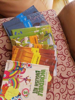 se venden Libros 3 primaria