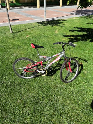 Bicicleta niño/niña pequeña