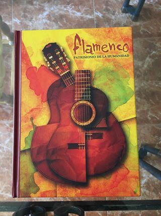 Disco libro Flamenco patrimonio de la humanidad