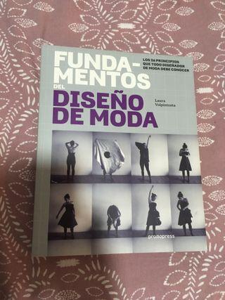 Libro Fundamentos del Diseño de Moda