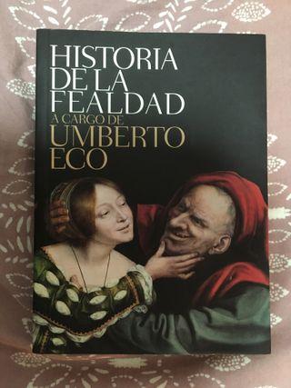 Libro Historia de la fealdad de Umberto Eco