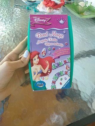 Kit de pulseras Disney de la Sirenita