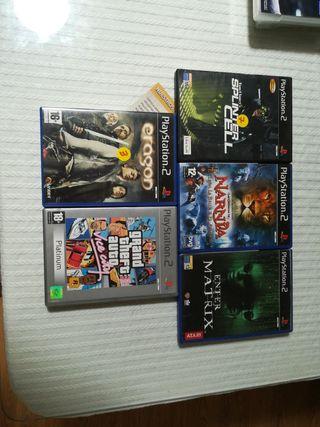juego de aventuras para PlayStation 2