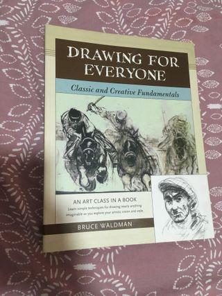 Libro - Drawing for everyone Dibujo para todos