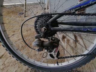 Bicicleta cup's fs 240
