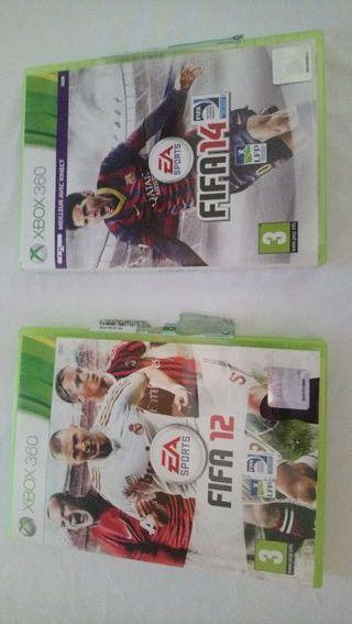 2 videojuego xbox 360.