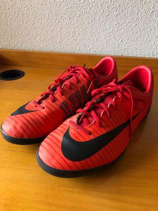 Zapatillas de Fútbol Nike Mercurial X