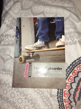 The Skateboarder (libro de ingles)