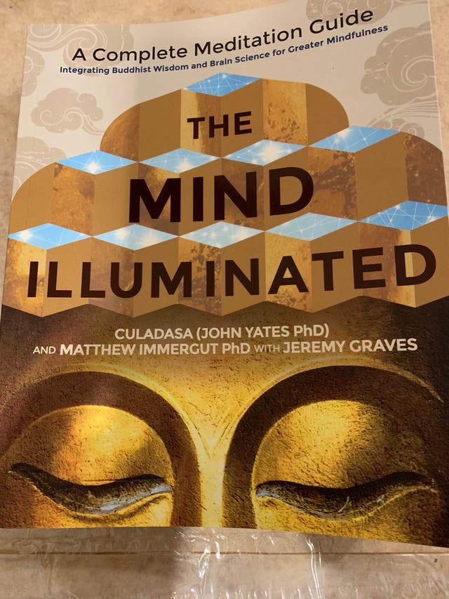 Brand new Meditation book